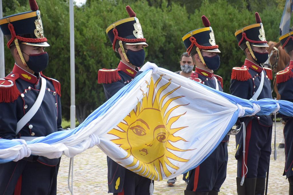 Ceremonia por un Nuevo Aniversario de la Batalla de San Lorenzo
