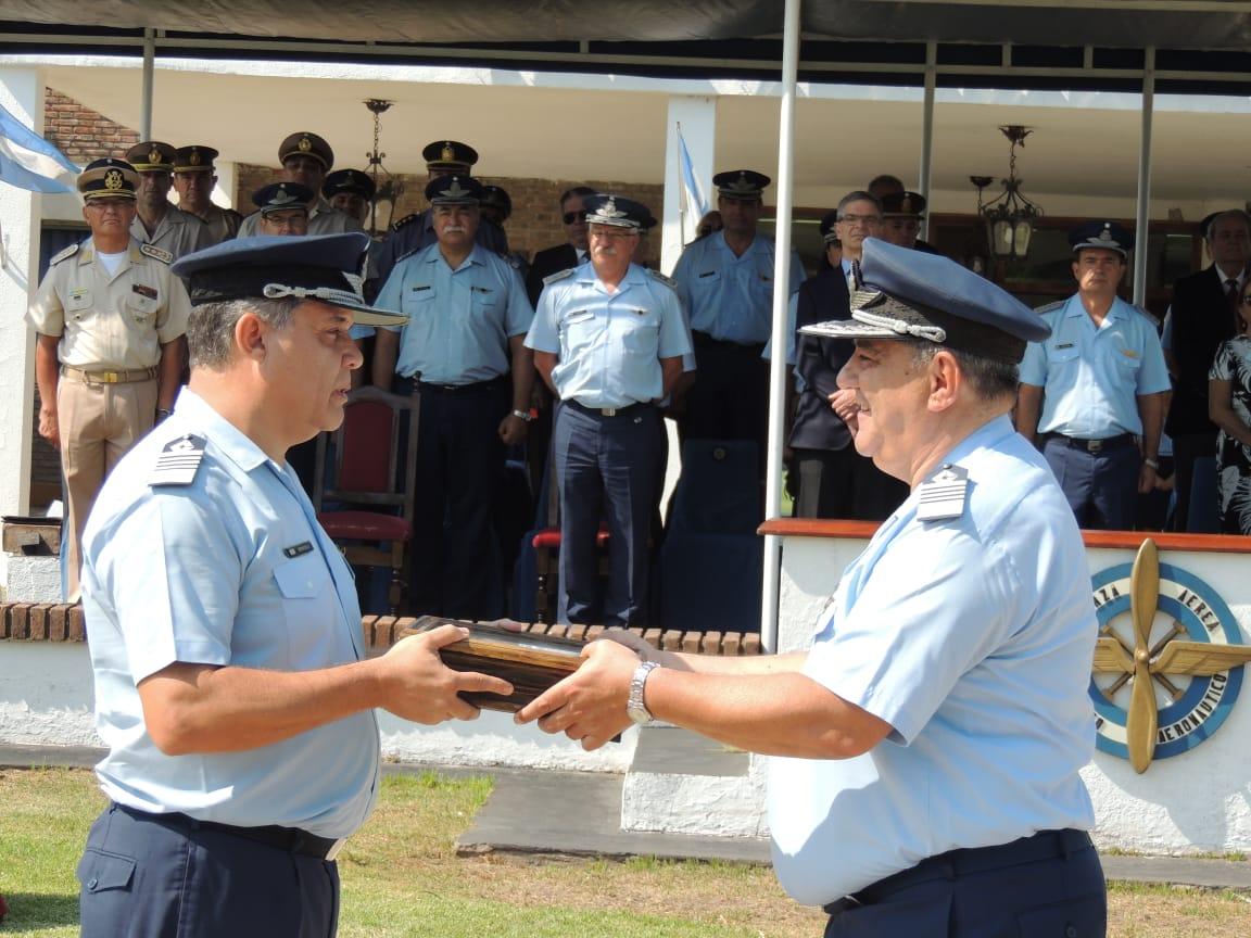 Asumió el Nuevo Director del Liceo Aeronáutico Militar