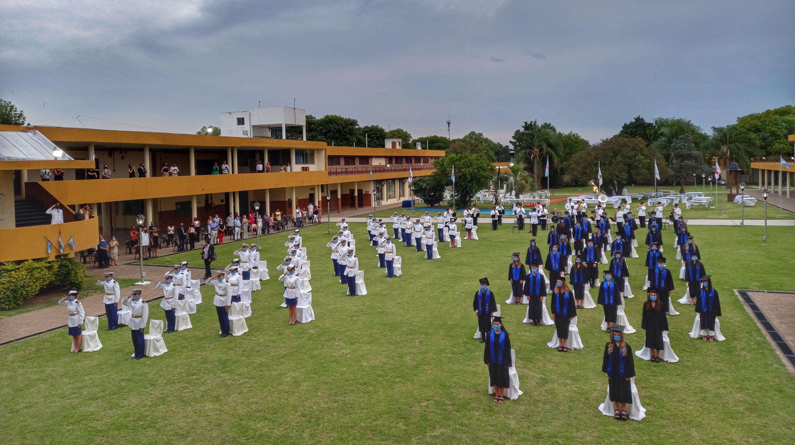 Ceremonia de Egreso de la XXXVII Promoción