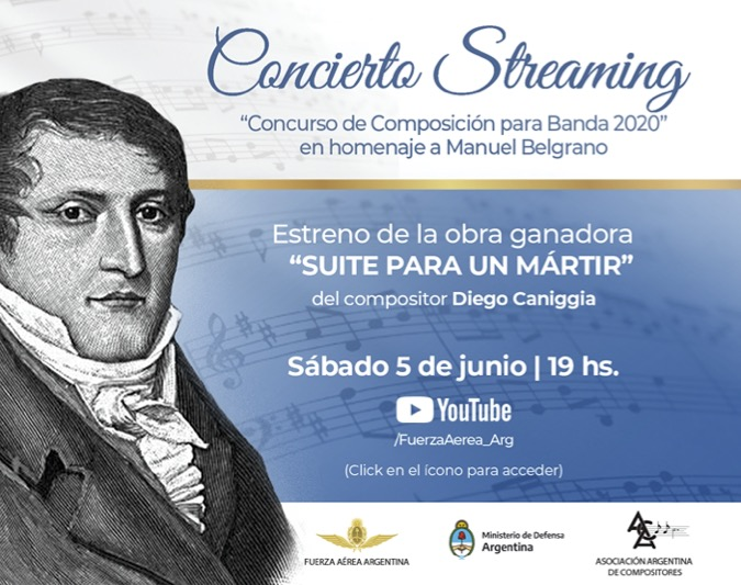 Concierto en Homenaje al General Manuel Belgrano